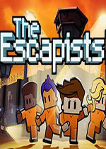 �逃者2(The Escapists 2)整合Dungeons and Duct Tape DLC中文破解版v1.1.8