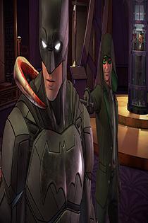 蝙蝠侠:内敌高清游戏截图 谜语人回归 丑爷还年轻