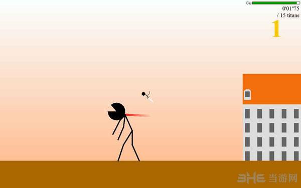 猎杀巨人的游戏截图2