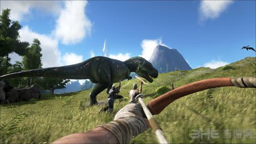 方舟生存进化游戏图片1