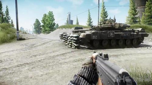 逃离塔科夫游戏图片4