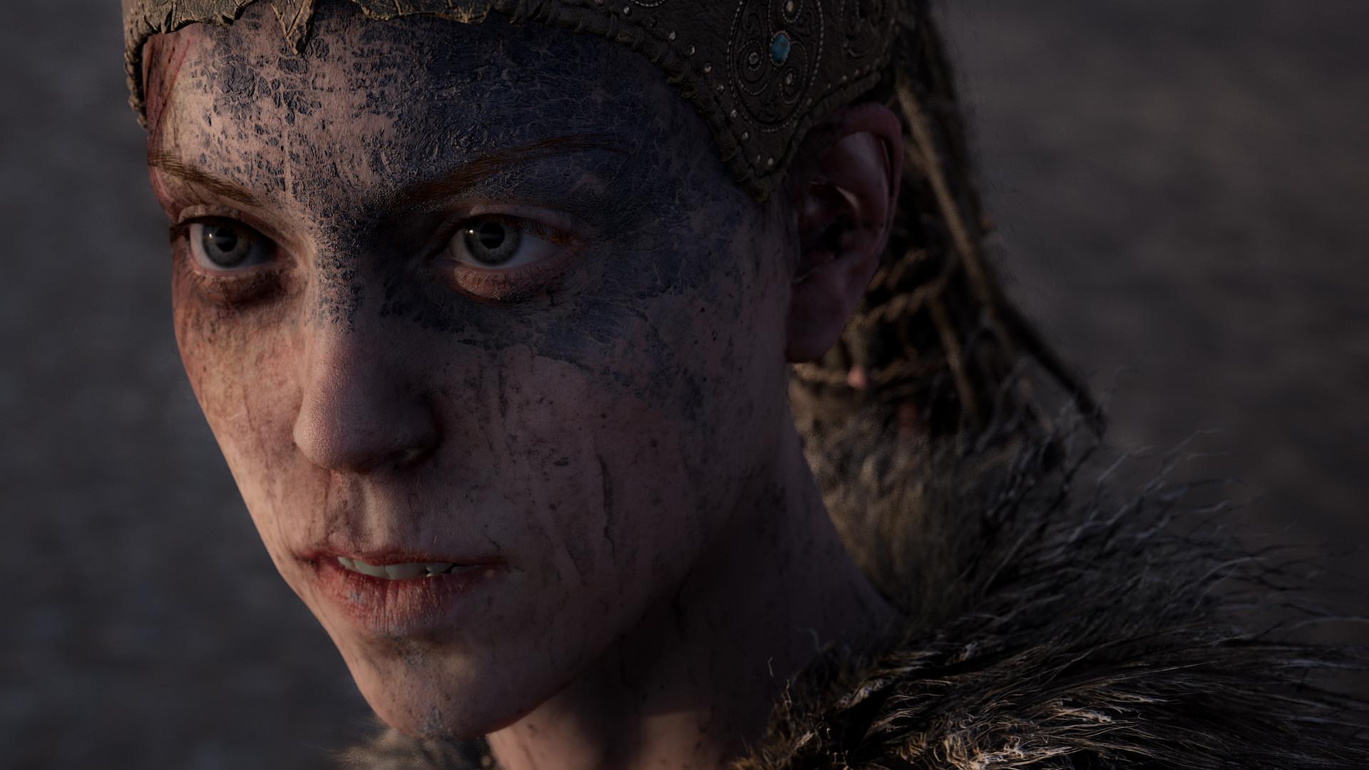 《地狱之刃:塞娜的献祭》超帅游戏截图 只
