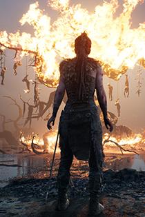 《地狱之刃:塞娜的献祭》超帅游戏截图 只身闯地狱