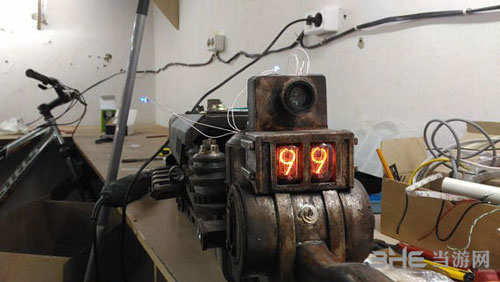 辐射4高斯步枪展示3