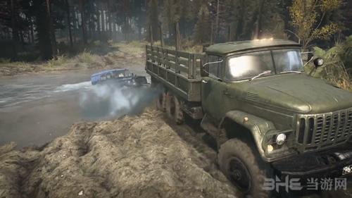 旋转轮胎泥泞奔驰游戏图片4