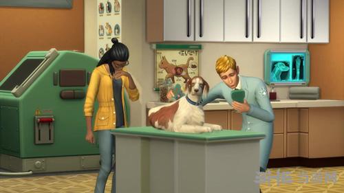 模拟人生4新DLC猫狗3