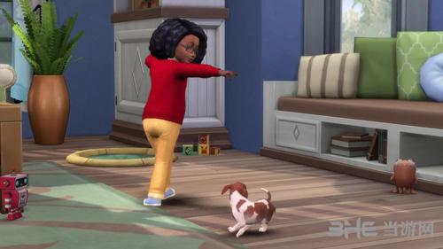 模拟人生4新DLC猫狗2
