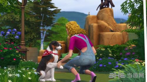 模拟人生4新DLC猫狗1