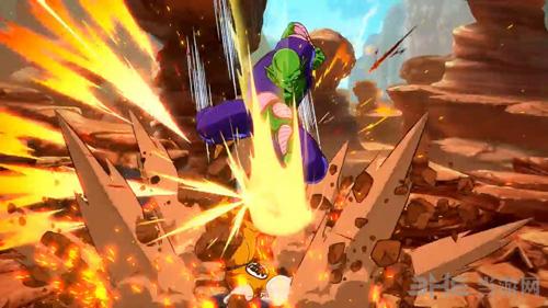 龙珠战士Z游戏图片5