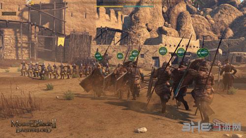 骑马与砍杀2游戏截图2