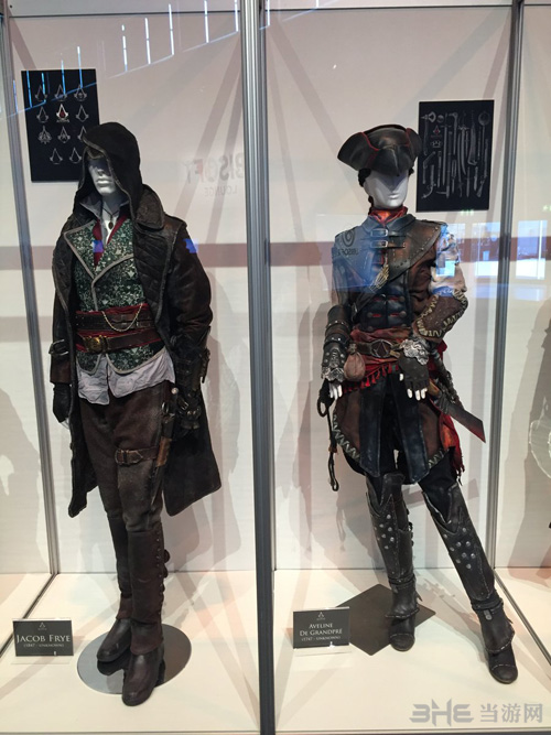 刺客信条服装图片2