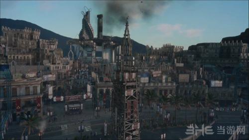 最终幻想15视频截图1