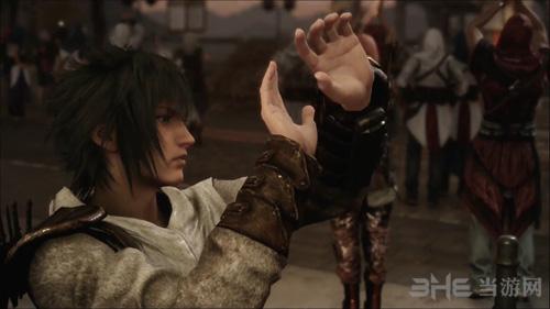 最终幻想15视频截图4