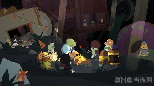 怪圈小镇游戏图片6