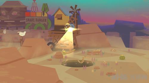 怪圈小镇游戏图片5