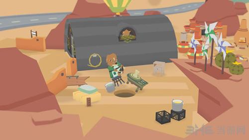 怪圈小镇游戏图片1