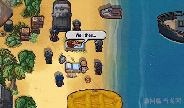 逃脱按键_逃脱者2各按键是什么功能 游戏操作详解_当游网