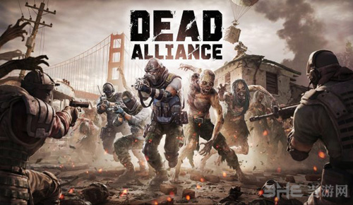死亡同盟游戏图片1