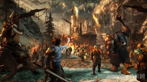 中土世界战争之影游戏图片1