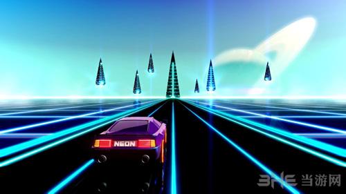霓虹赛车游戏图片1