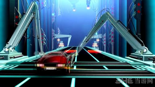 霓虹赛车游戏图片3