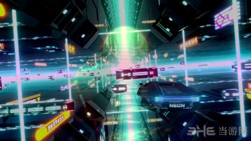 霓虹赛车游戏图片5