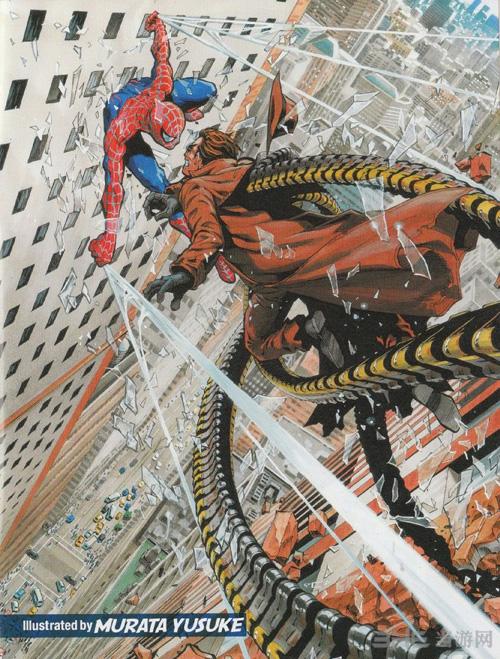 蜘蛛侠:英雄归来截图2