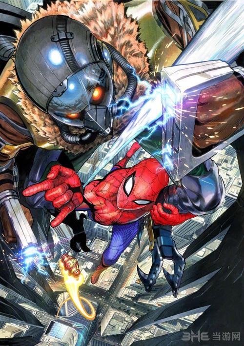 蜘蛛侠:英雄归来截图1