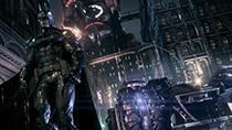 蝙蝠侠阿卡姆骑士高清壁纸