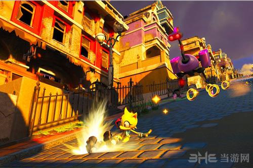 索尼克力量游戏图片2