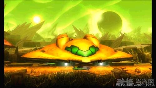 银河战士萨姆斯归来游戏图片1