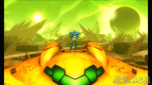 银河战士萨姆斯归来游戏图片2