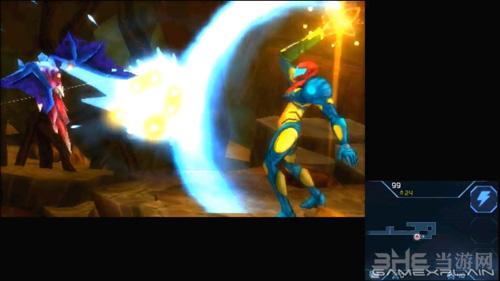 银河战士萨姆斯归来游戏图片3