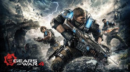 战争机器4游戏图片