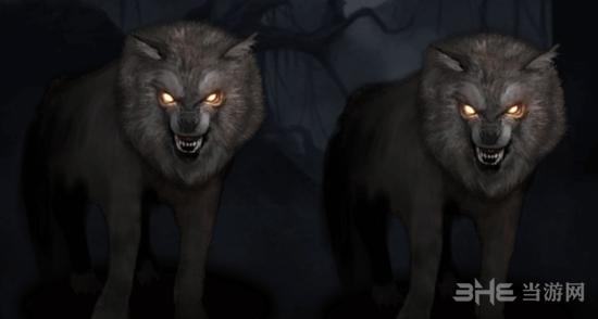 地下城堡2幻境双狼图片