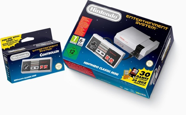 NES Mini游戏机截图1