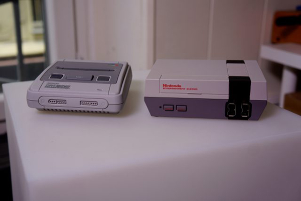 NES Mini游戏机截图3