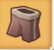 奶块粗布长裤截图