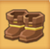 奶块皮质便靴截图