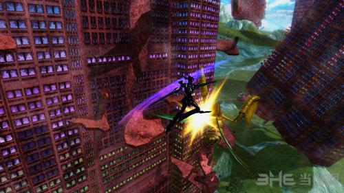 加速世界VS刀剑神域游戏图片1