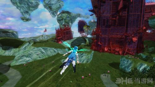 加速世界VS刀剑神域游戏图片6