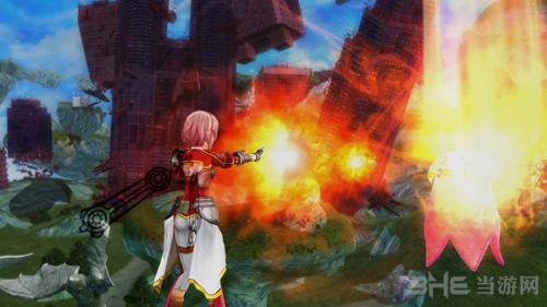 加速世界VS刀剑神域游戏图片7