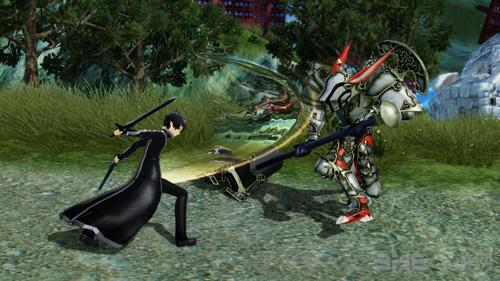 加速世界VS刀剑神域游戏图片4