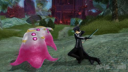 加速世界VS刀剑神域游戏图片5