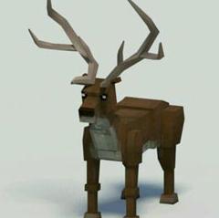 奶块鹿截图