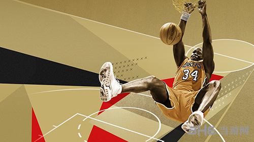 NBA2K18海报