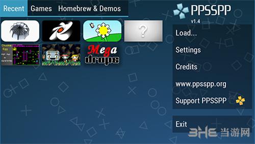PSP模拟器PPSSPP