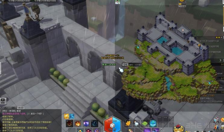 冒险岛2遗忘城堡金箱子位置 遗忘城堡黄金宝箱分布攻略