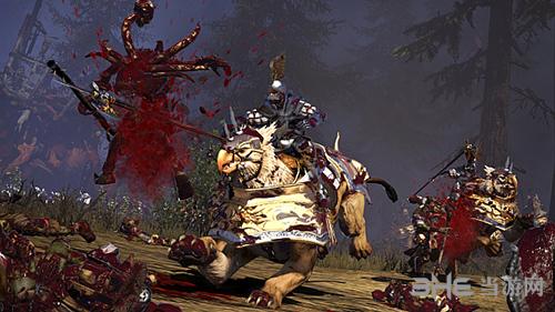 战锤2全面战争游戏截图