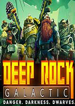 深岩银河(Deep Rock Galactic)PC破解版集成MODEST EXPECTATIONS